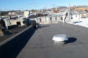 Old-Flat-roof